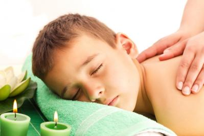 children massage 1