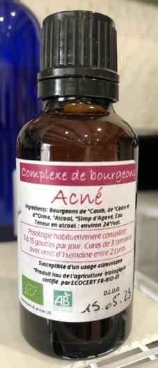 Complexe acne
