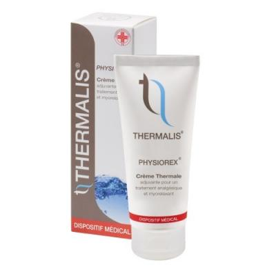Crème Thermale PHYSIOREX. Apaise Rapidement les Douleurs