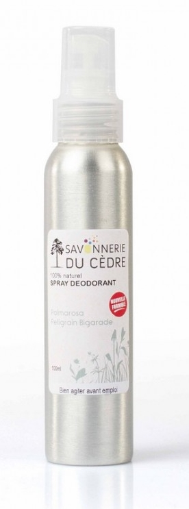 Deodorant naturel en spray 2