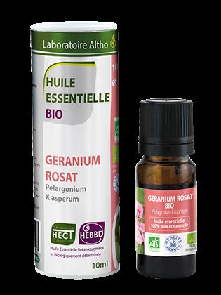 He geranium rosat bio 10ml fr