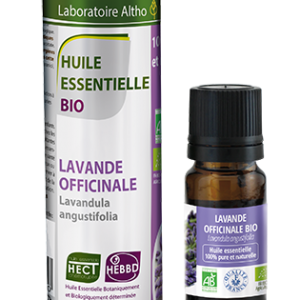 He lavande officinale bio 10ml fr