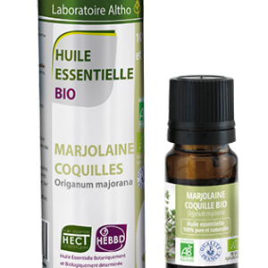 He marjolaine coquilles bio 10ml fr