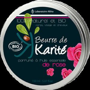 Karite rose
