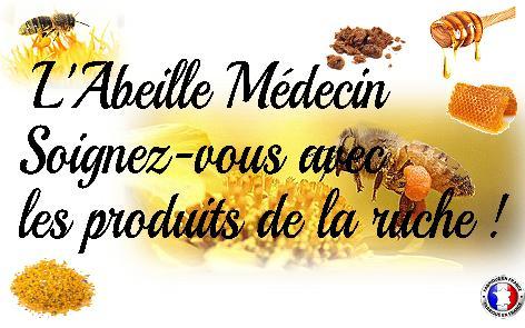 L'abeille Médecin !