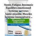 Magnésium Bisglycinate 100 % chélaté TRAACS® 800 mg