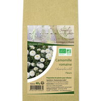 Plante camomille romaine bio 40g fr