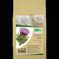 Plante chardon marie bio 40g fr