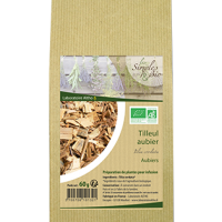Plante tilleul aubier bio 60g fr