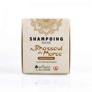 Shampooing solide naturel rhassoul 2