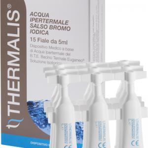 Solution nasale eau hyper thermale enfant adulte abano