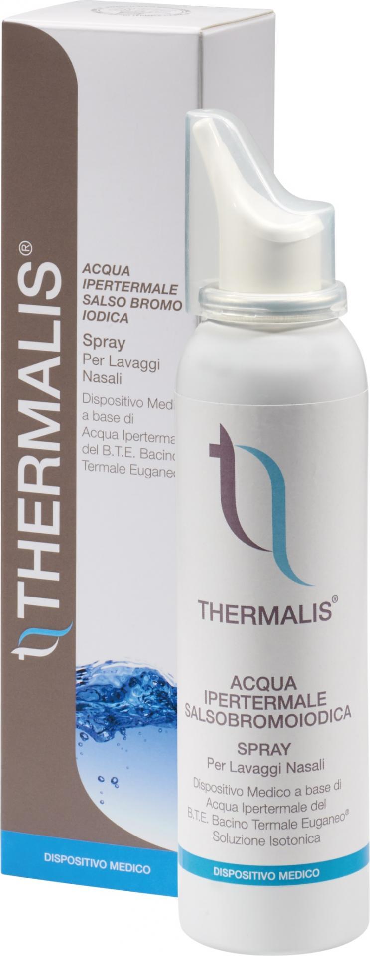 Spray nasale eau hyperthermale dispositif medical class 1